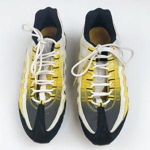 RARE Nike Air Max 95 Bumblebee Men's 9.5 Sneakers